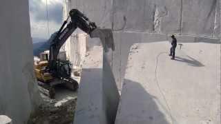 Trailer 360° - GEO Reportage: Die Marmorberge von Italien