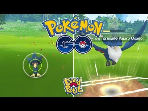 CAPTURA Y PELEA CON PVP VS GOYO! ESPECIAL EVENTO DE LUCHA! [Pokémon GO-davidpetit] thumbnail