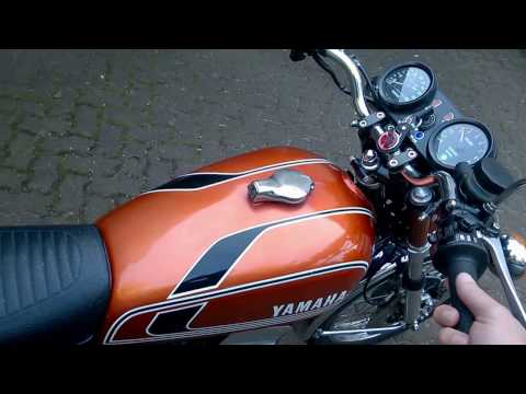 Yamaha RD 250 Pure Sound