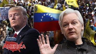 Assange caught + Biden bounceback + Venezuelan crisis | Planet America