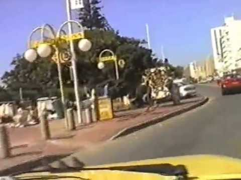 A short drive around Durban and other visits (March 1997)