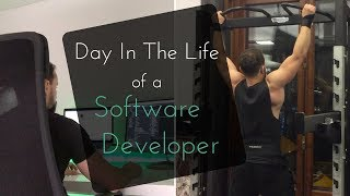 DAY IN THE LIFE of a SOFTWARE DEVELOPER
