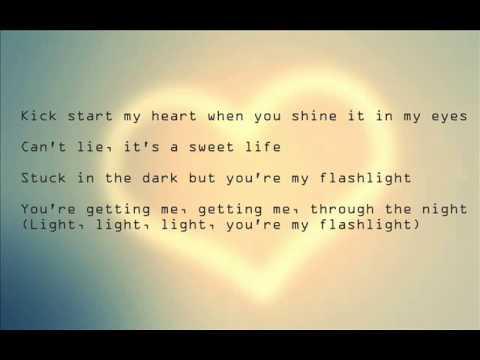 Jessie J - Flas... Flashlight Lyrics Youtube