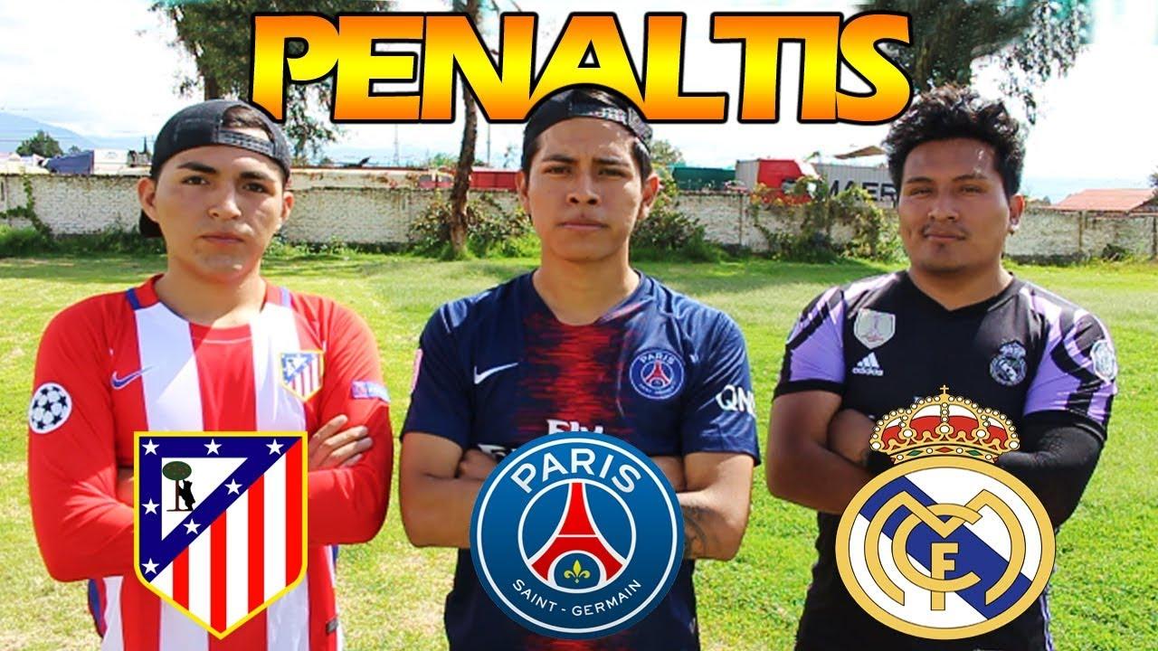 Download RETO PENALTIS !!! Champions League | Edson FDB ⚽️