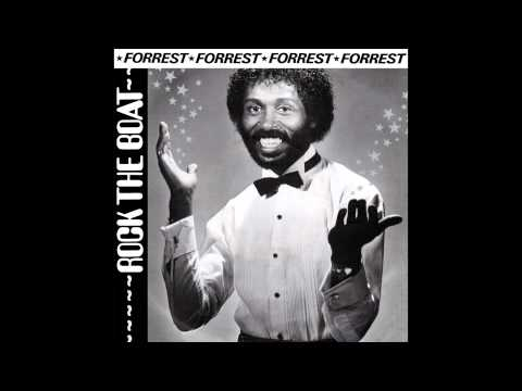 Forrest - Rock The Boat (7 Inch)