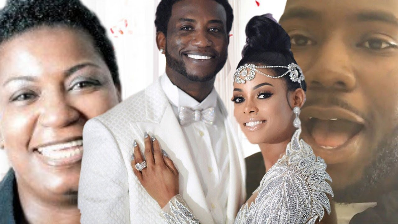 210468239d65 Gucci Mane Brother And Mother Weren t Invited To Wedding. Keyshia Ka oir  Kids Revealed