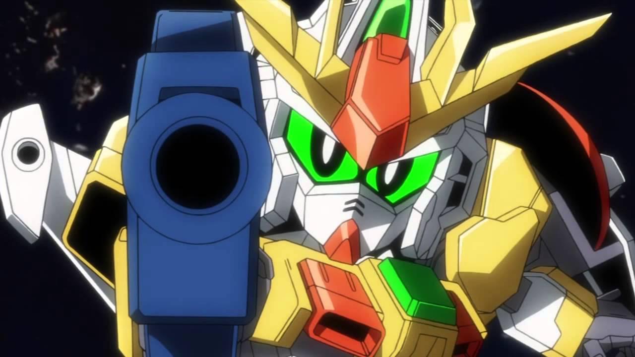 Winning x Wing Gundam , ウイニングxウイングガンダム