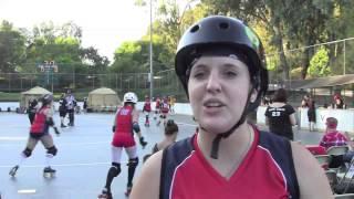 South Coast Roller Derby, Laguna Hills, California - July 2013