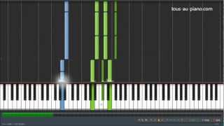Petite Marie - Francis Cabrel - Tutoriel piano