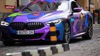 Тест-драйв BMW M850i xDrive | Купе BMW THE 8 в арт-оформлении.  Авто 24