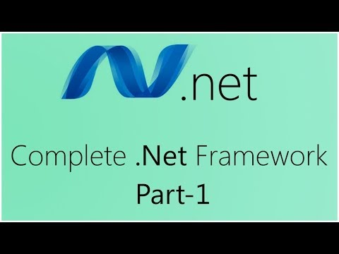 Introduction to .NET Framework 4.5 - Part 1