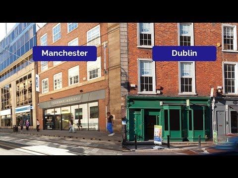 Gallery Manchester & Dublin