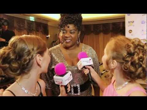 "Loretta Devine ""The Client List"" ""Grey's Anatomy"" interview at the 2013 NIGHT OF 100 STARS"