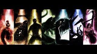 Top 7 Homunculus Sins(Fullmetal Alchemist Brotherhood)