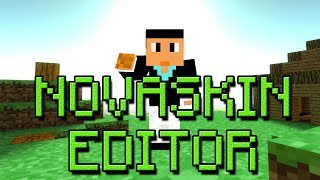 Novaskin Editor - Create/Edit Minecraft Skins & Texture Packs