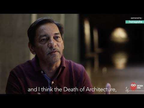 Baroda Opening of Death of Architecture | A National Travelling Exhibition of Design & Architecture