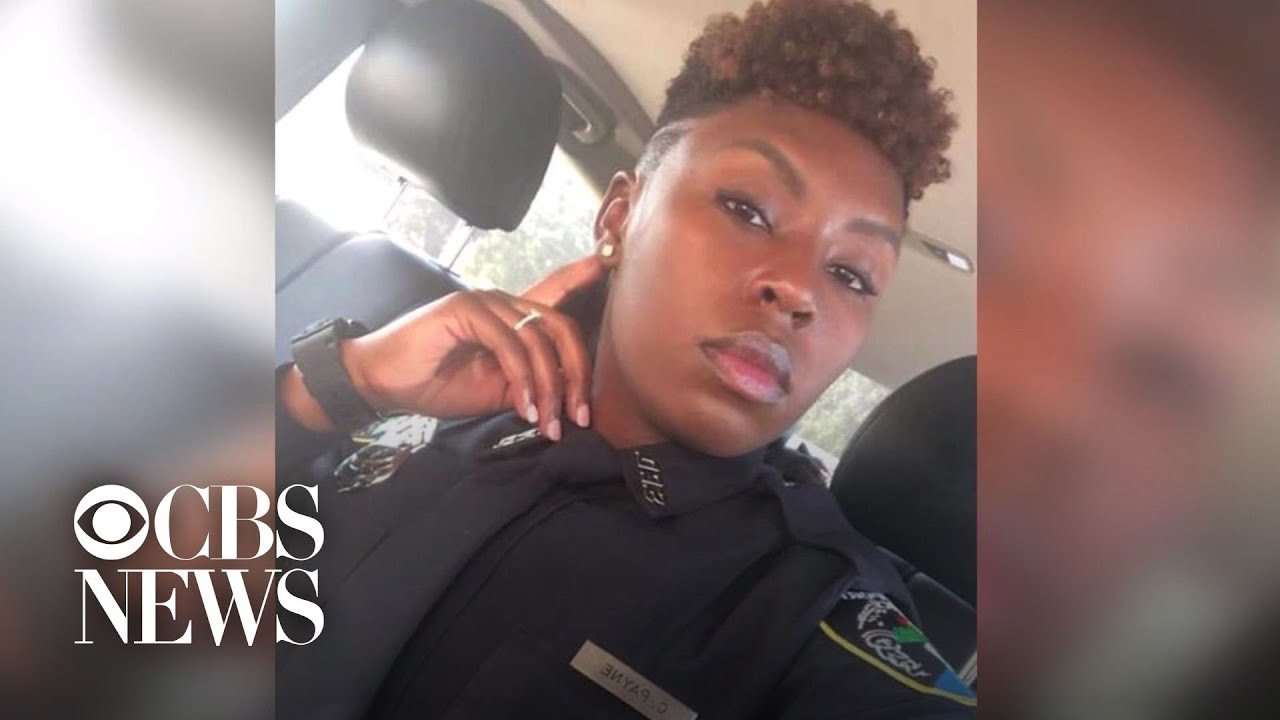 Shreveport officer shot dead as she left for work