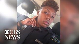 Shreveport officer shot dead as she left for work