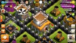 Repeat youtube video [CoC:90th TH8 Defense]Last 2in1 Def for my 2nd Hybrid Base