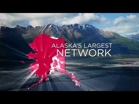 GCI Alaska: Wireless Coverage on Alaska's Largest Network
