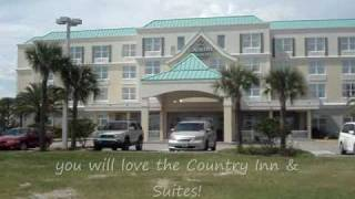 Country Inn & Suites Hotel Port Canaveral Florida, Cruise Hotel Deals!