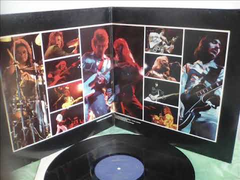 Bachman - Turner   Overdrive = Four Wheel Drive - 1975 (Full Album)LP