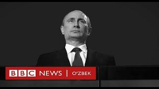 Путин қандай қилиб йирик лидерга айланди? - Россия BBC News O'zbekiston Rossiya