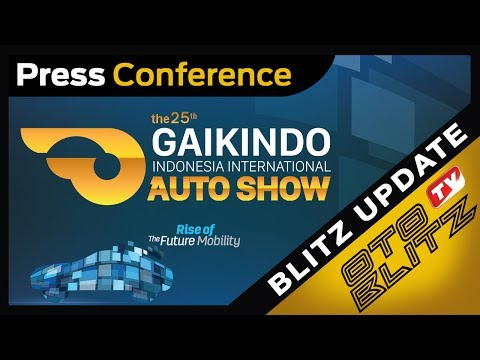 GIIAS 2017 - Press Conference II | Otoblitz TV