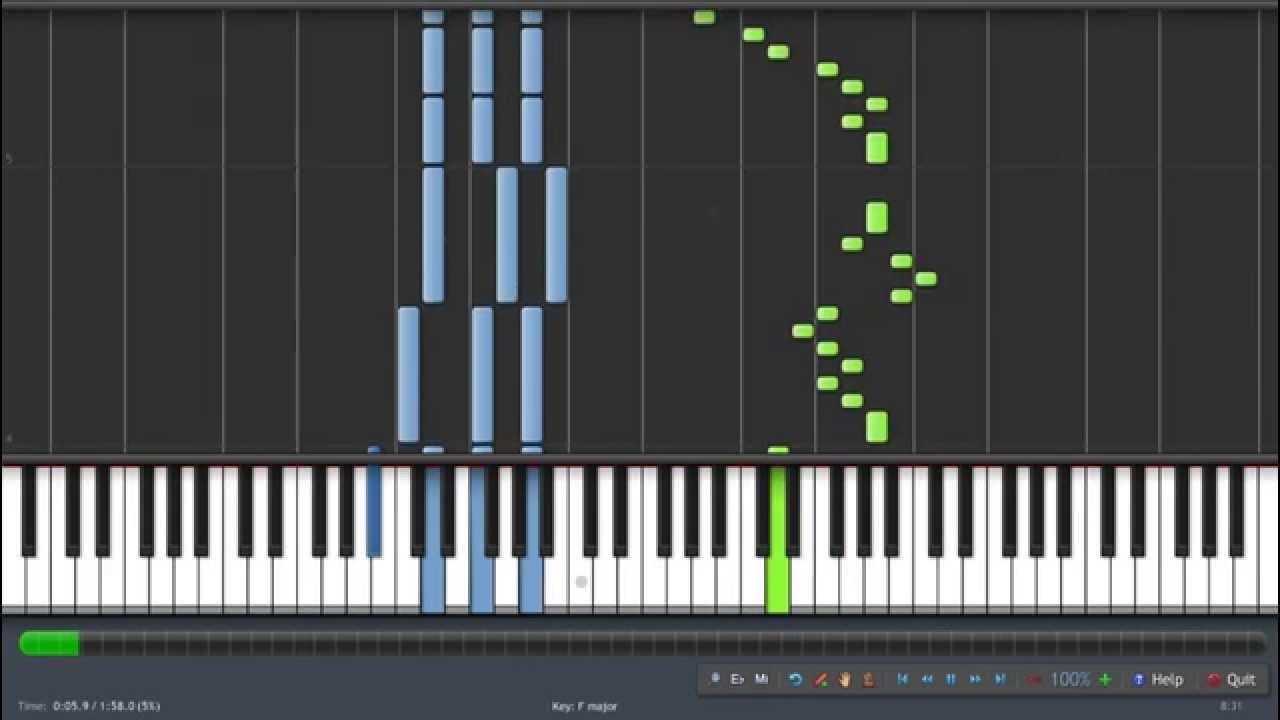 Google themes fairy tail - Fairy Tail Natsu No Theme Synthesia
