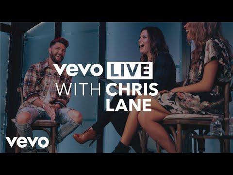 Vevo Live at CMA Awards 2017 - Chris Lane Premieres Take Back Home Girl ft. Tori Kelly