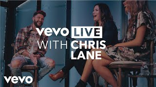 Vevo Live at CMA Awards 2017 - Chris Lane Premieres Take Back Home Girl ft. Tori Kelly