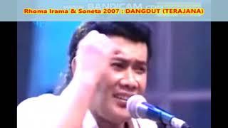 Gambar cover Rhoma Irama  -  DANGDUT (Terajana) -  Konser Soneta Group 2007 -  0,98