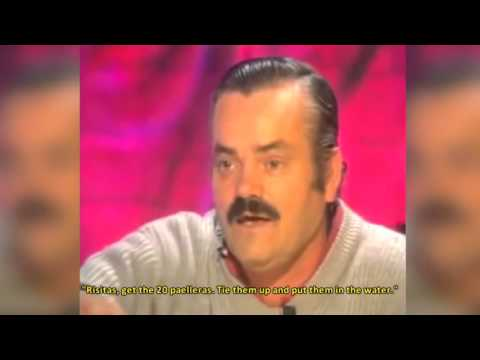 Risitas Original with english subtitle