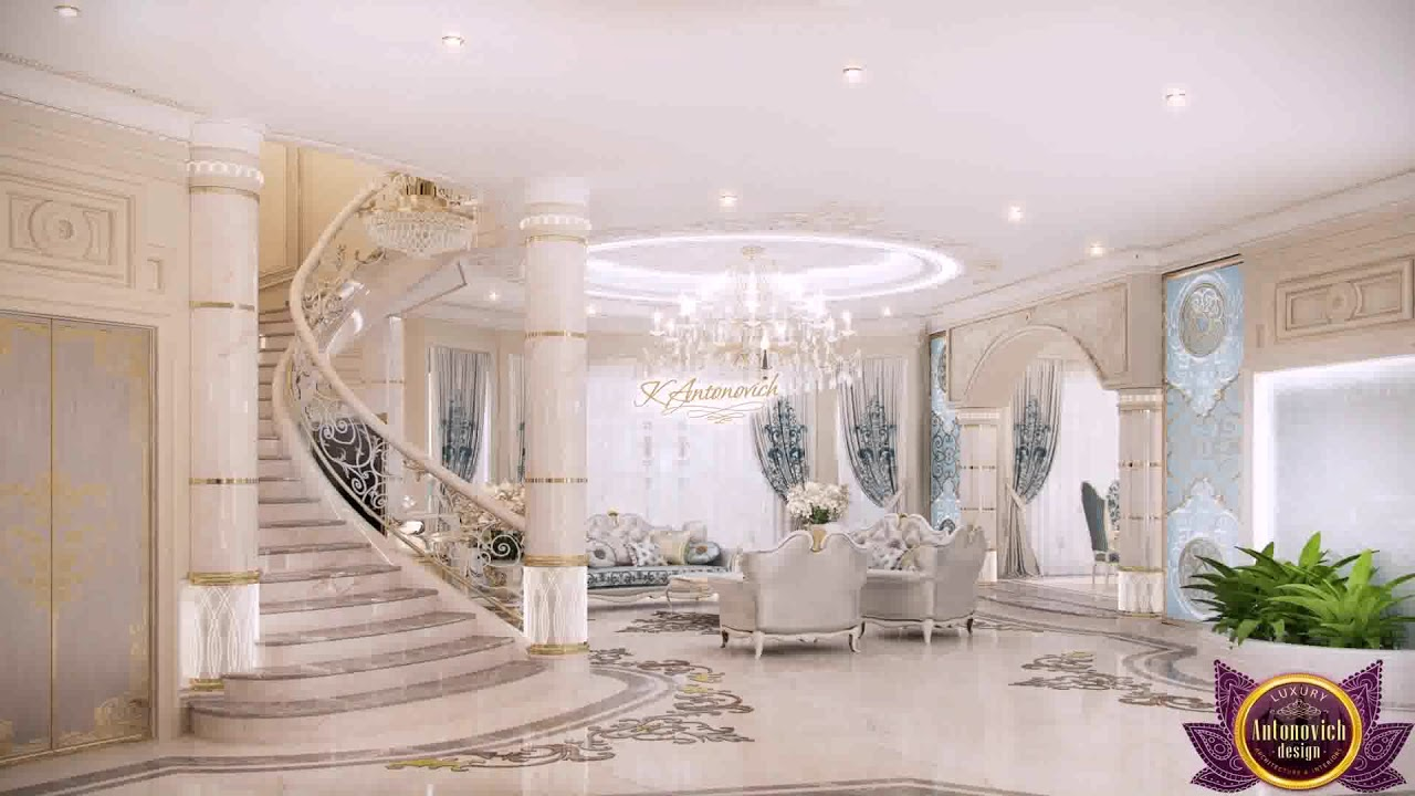 Villa interior design companies in dubai youtube for Interior decoration companies in dubai