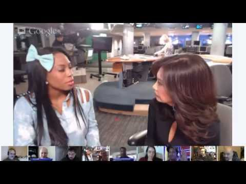 FOX 11 Los Angeles Hangout: YouTube Sensation Tasia Ann Thomas