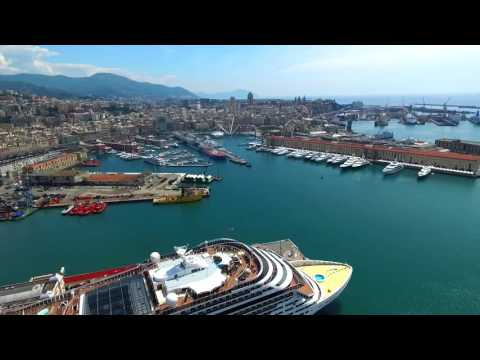 Once Upon a Time - Trip to Genoa Italy