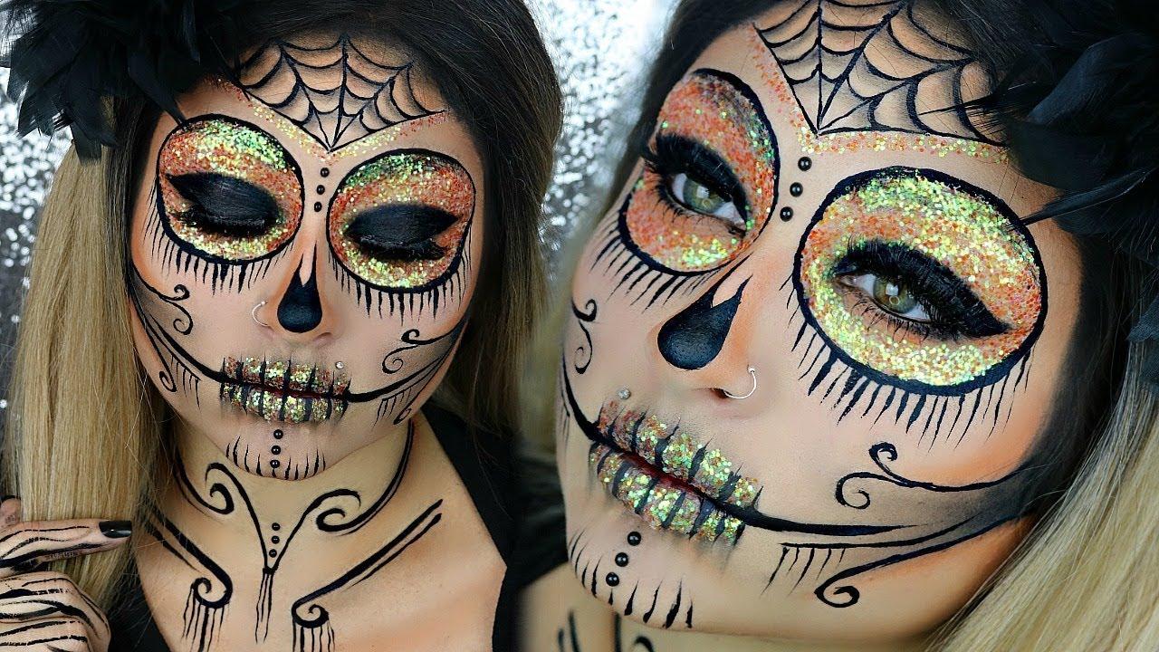 sugar skull makeup tutorial man mugeek vidalondon