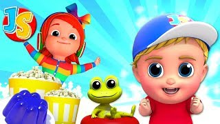Kids Nursery Rhymes Compilation | Children Songs Collection By Junior Squad