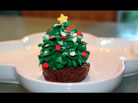 Brownies de arbolito postre para navidad youtube - Postres navidad faciles ...