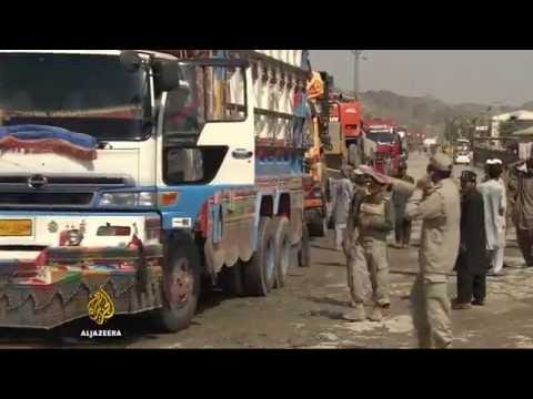 Torkham border crossing reopens after weeklong standoff