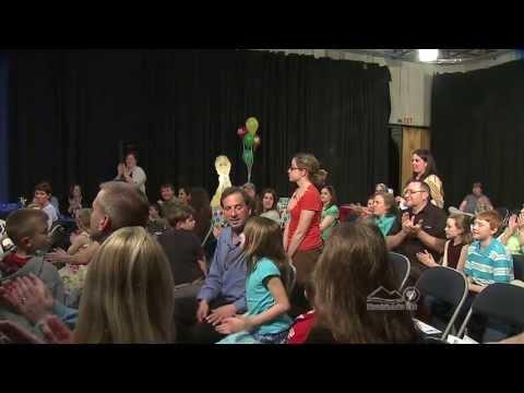 Mountain Lake PBS: PBS Kids Go Writers Contest Celebration 2013