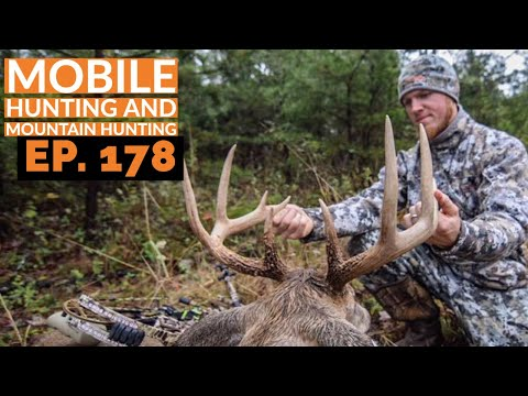 EP. 178: Mobile Hunting, Mountain Terrain & Kentucky Velvet
