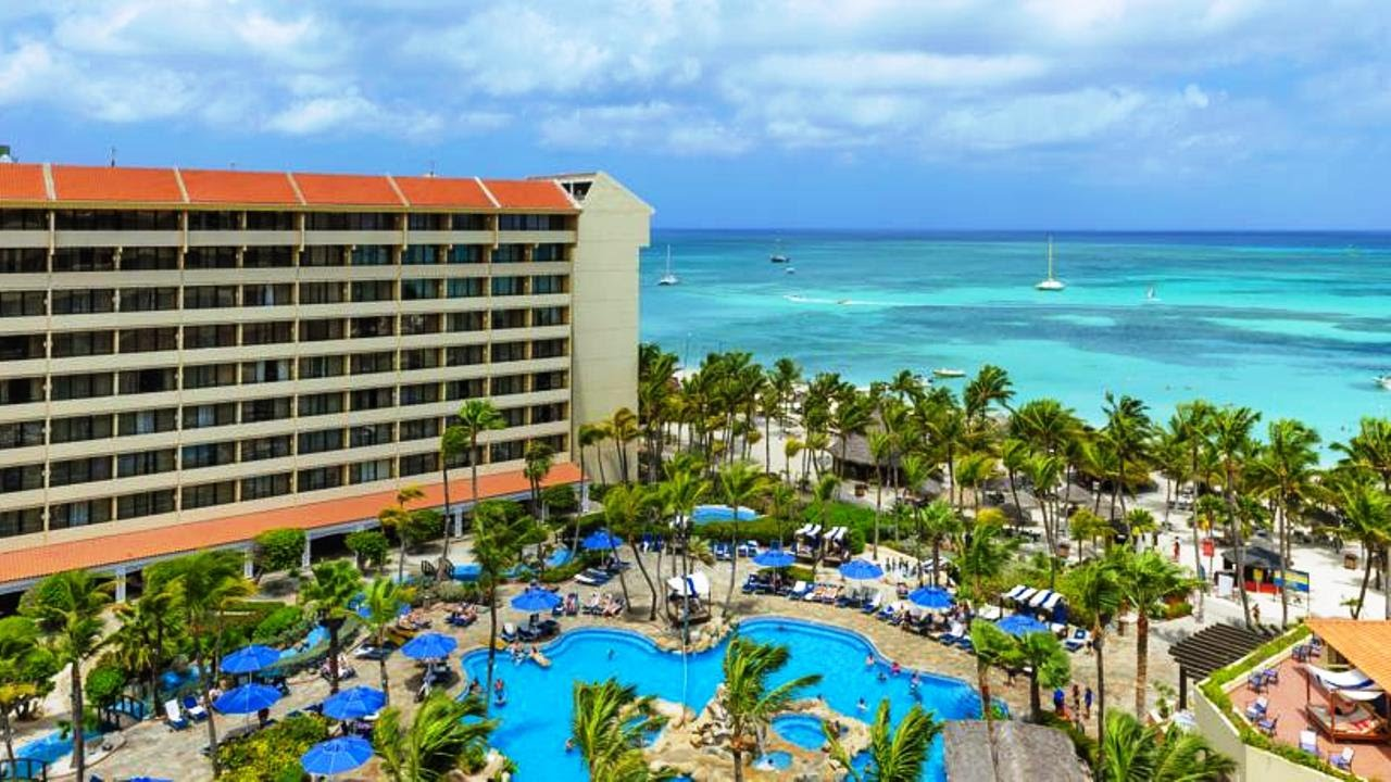 Occidental grand aruba all inclusive palm eagle beach for Modern all inclusive resorts
