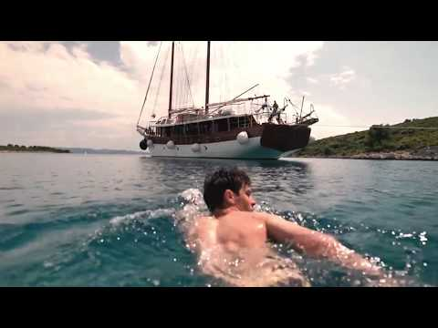 Yacht Charter Croatia - Sailing on a gulet - ROMANCA