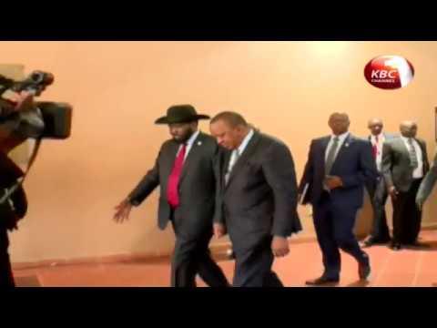 Yoweri Museveni lauds Kenya for great milestone in transport sector