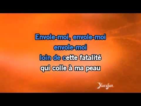 Karaoké Envole-moi - Jean-Jacques Goldman *