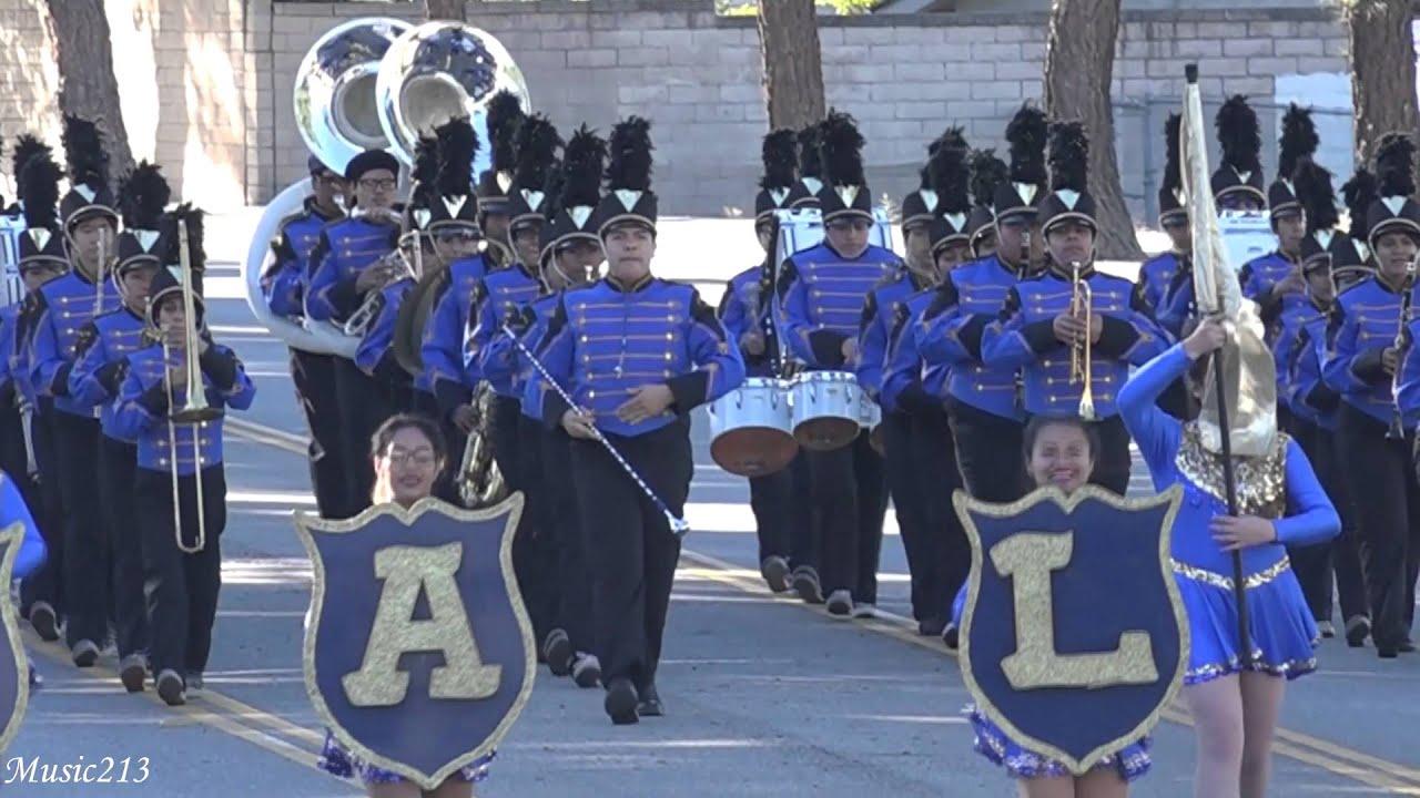 Santa Ana Valley HS - Big Four - 2015 Camarillo Christmas Parade ...