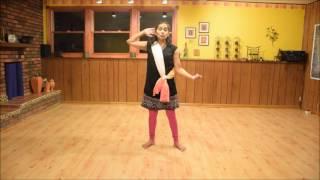 26 Step Linear Fun Garba with Vidya Nahar