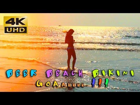 Beer Beach Bikini | Exploring GOA | Travelogue By Ravi Kiran Raju 2017 | ARKR Entertainment