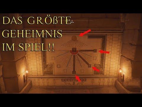DAS GRÖßTE GEHEIMNIS IN ASSASIN'S CREED ORIGINS!!  EINFACH UNGLAUBLICH!!  BIGGEST SECRET EVER!!
